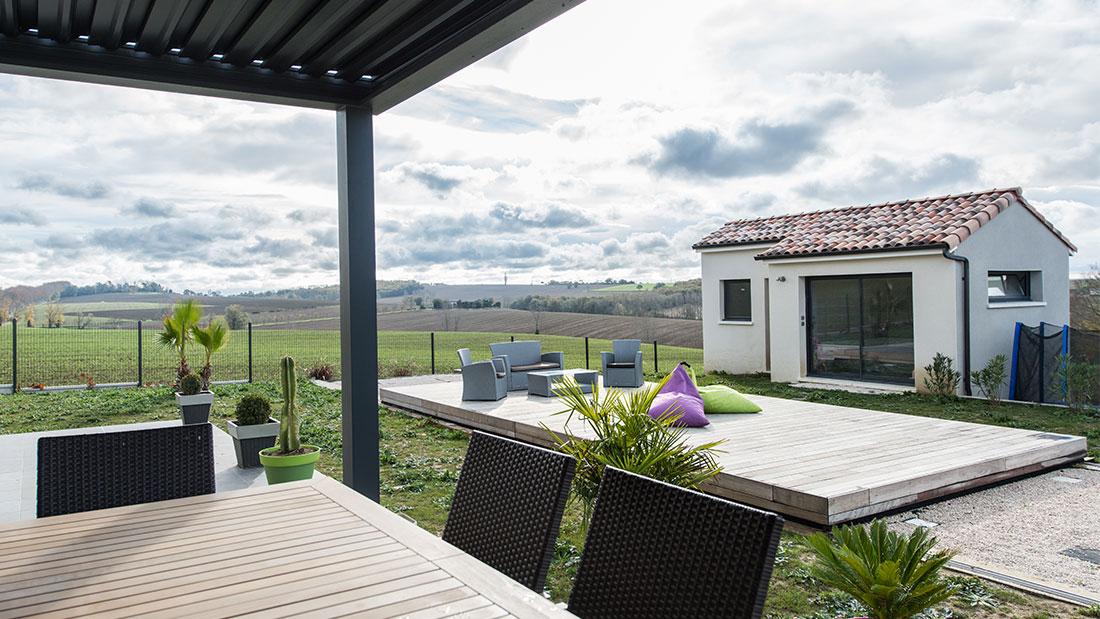 Terrasse mobile en Haute Garonne 4