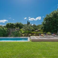 terrasse mobile piscine