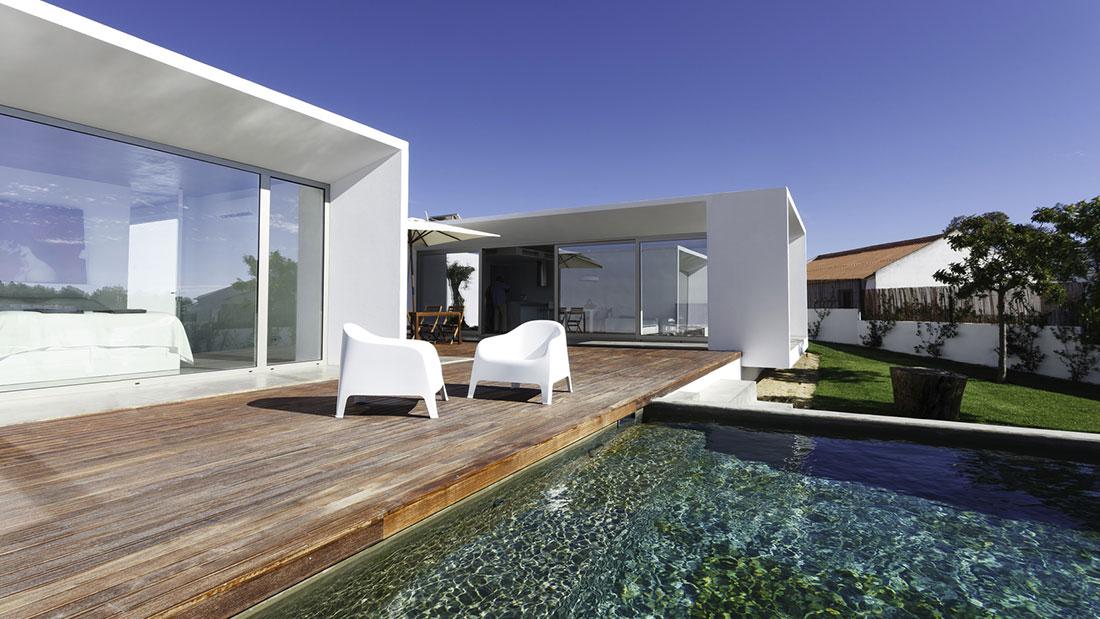 Terrasse mobile piscine nice