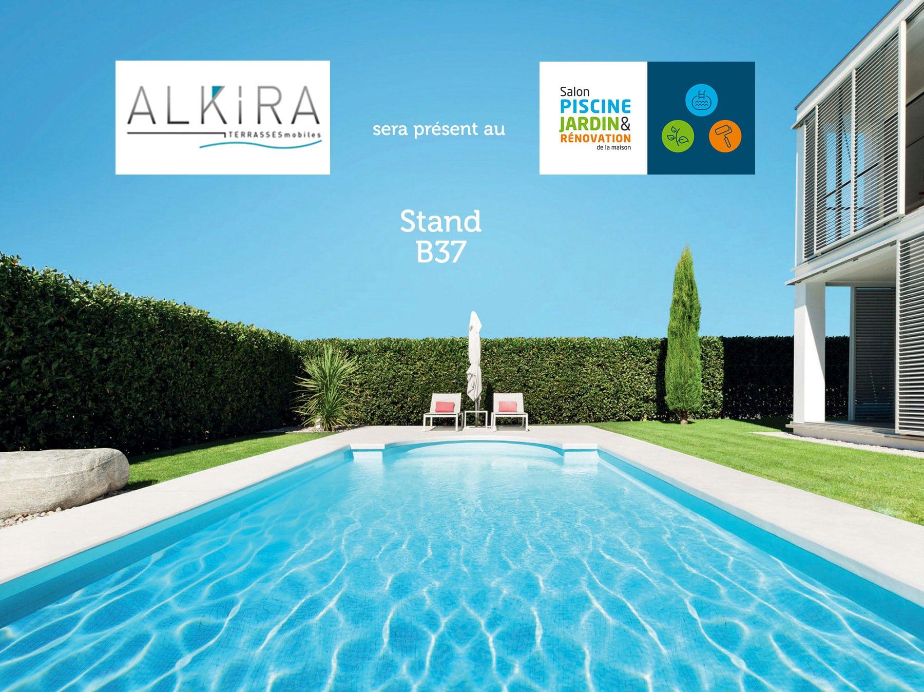 Terrasses amovibles ou coulissantes pour piscine alkira - Salon de la piscine marseille ...